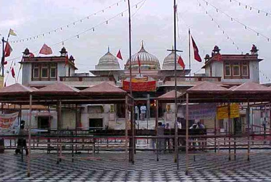 कैलादेवी मंदिर, करौली